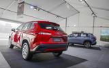 2020 Toyota Corolla Cross Thailand launch - pair, rear