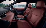 2020 Toyota Corolla Cross Thailand launch - interior