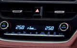 2020 Toyota Corolla Cross Thailand launch - controls