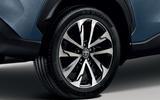 2020 Toyota Corolla Cross Thailand launch - wheel