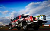BTCC safety truck
