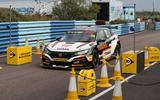 Inside the British Touring Car Championship's technical truck