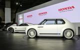 Honda Urban EV and Sports EV concepts