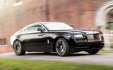 Bespoke Rolls-Royce Wraith models celebrate legendary British musicians
