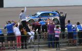 Rockingham BTCC: Tordoff maintains championship lead