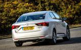 Toyota Avensis rear