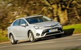 141bhp Toyota Avensis Business Edition