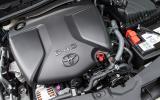 2.0-litre Toyota Avensis diesel engine