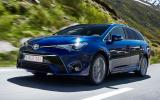 Toyota Avensis Touring Sports Business Edition