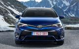 Toyota Avensis front end