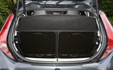 Toyota Aygo X-clusiv boot space