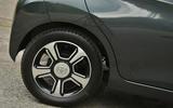 Toyota Aygo X-clusiv rear wheel arch