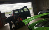Toyota Land Cruiser Utility 3dr 2018 long-term review - circuit prep