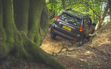 Toyota Land Cruiser Utility 3dr 2018 long-term review - hero rear