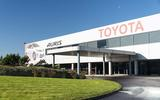 Toyota factory Burnaston