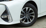 15in Toyota Prius PHEV alloy wheels