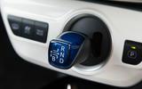 Toyota Prius PHEV CVT gearbox