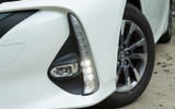 Toyota Prius PHEV LED day-running-lights