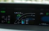 Toyota Prius PHEV power output