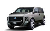 Toyota TJ Cruiser concept hints at potential new rugged lifestyle SUV