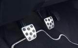 Toyota Yaris GRMN alloy pedals