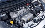 Toyota Yaris GRMN engine bay
