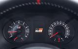 Toyota Yaris GRMN instrument cluster