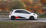 Toyota Yaris GRMN side profile