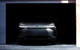 Toyota BEV teaser 1