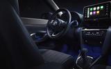 2020 Toyota Yaris Cross official image - steering wheel
