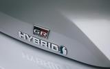 Britain's Best Car Awards 2020 - Toyota Corolla hybrid - rear badge
