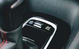 Britain's Best Car Awards 2020 - Toyota Corolla hybrid - gearstick