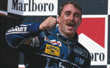 On this day in 1992: Nigel Mansell wins his first Formula 1 title
