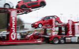 Car transporting