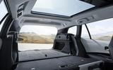 Toyota Corolla Touring Sports back seats