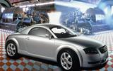 Audi TT 1995 concept