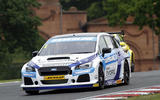 Subaru Levorg Colin Turkington