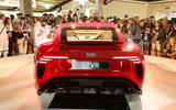 TVR Griffith official reveal - rear