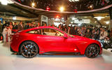 TVR Griffith official reveal - side