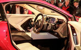 TVR Griffith official reveal - interior