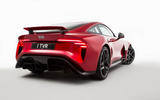 500bhp TVR Griffith due on show at London motor show