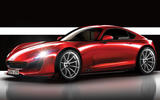 TVR new model Griffith