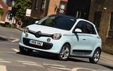 Renault Twingo The Colour Run