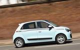 Renault Twingo side profile