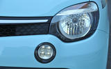 Renault Twingo headlight