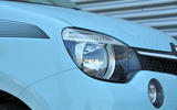 Renault Twingo front headlamp