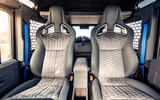 Twisted Defender V8 2018 UK first drive review - seats 2 up