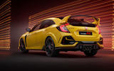 2020 Honda Civic Type R Limited Edition - rear