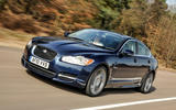 Jaguar XF used buying guide