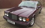 Used car buying guide: Bentley Turbo R - one we found